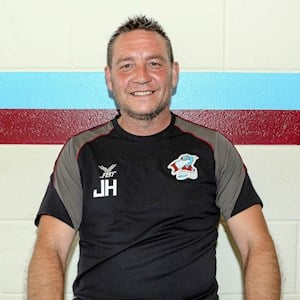 Interim Head of Academy Coaching and Coach Development