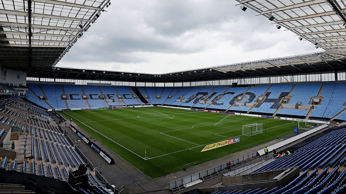 Getting To The Ricoh Arena News Scunthorpe United