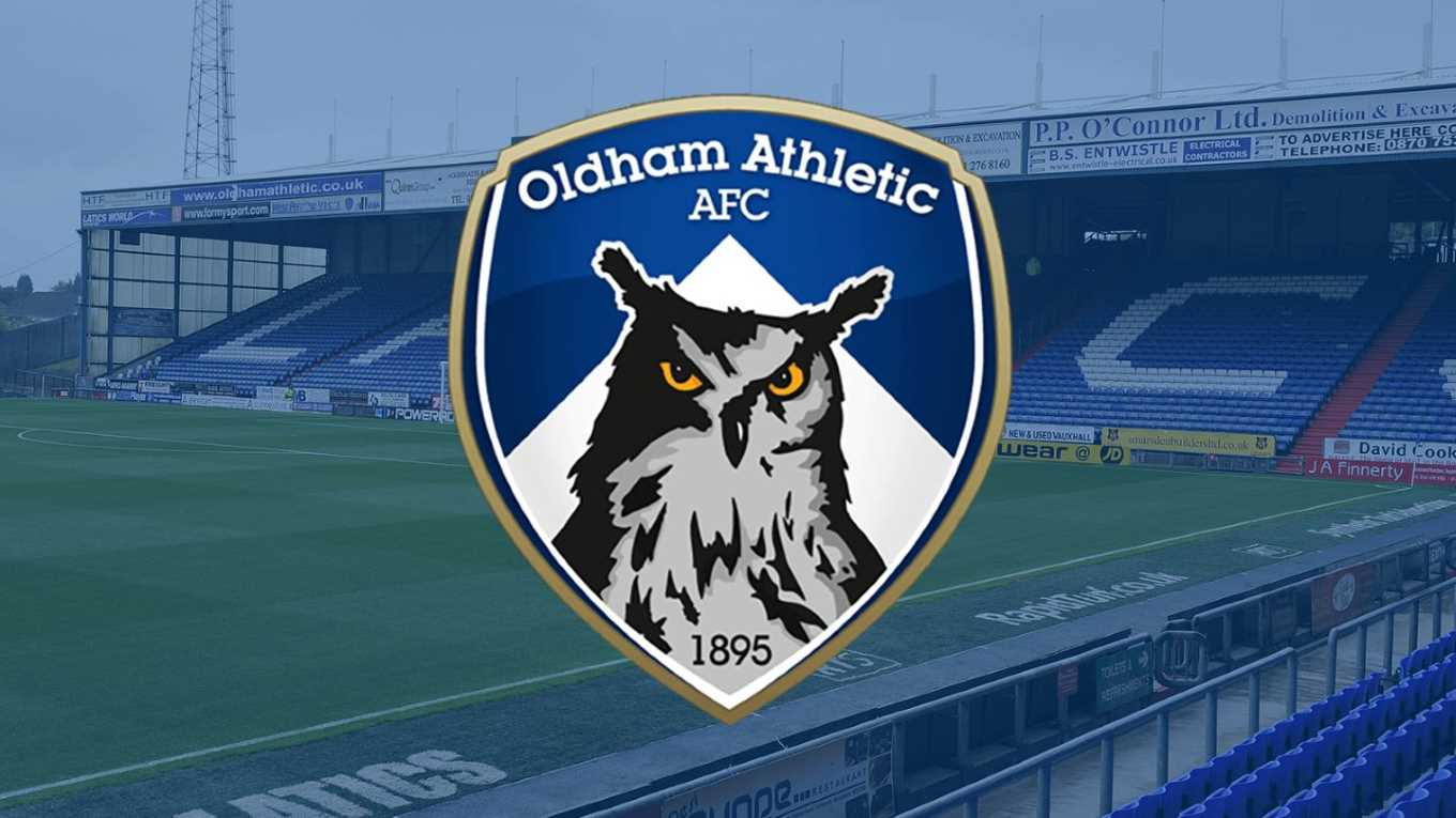 Oldham Athletic (A): Fixture Rearranged