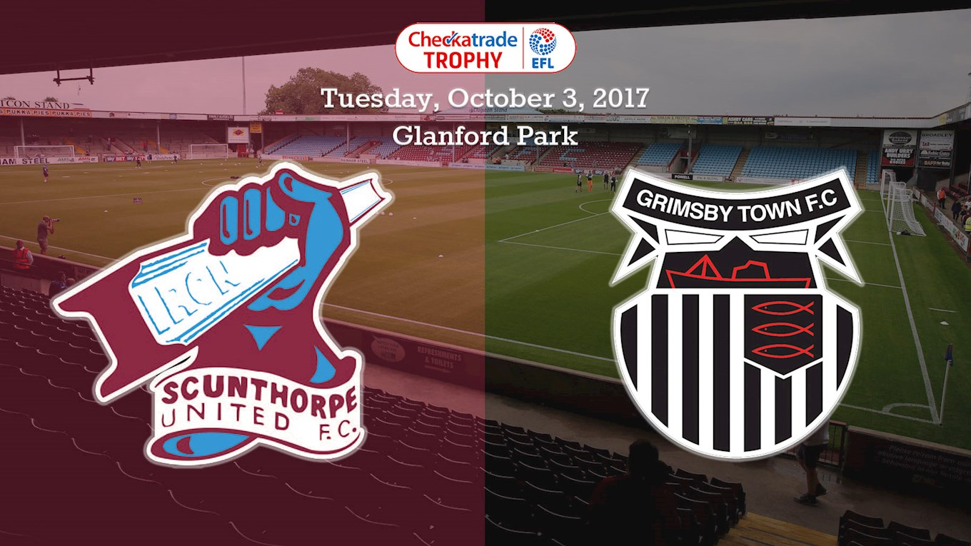 Preview Grimsby Town H News Scunthorpe United