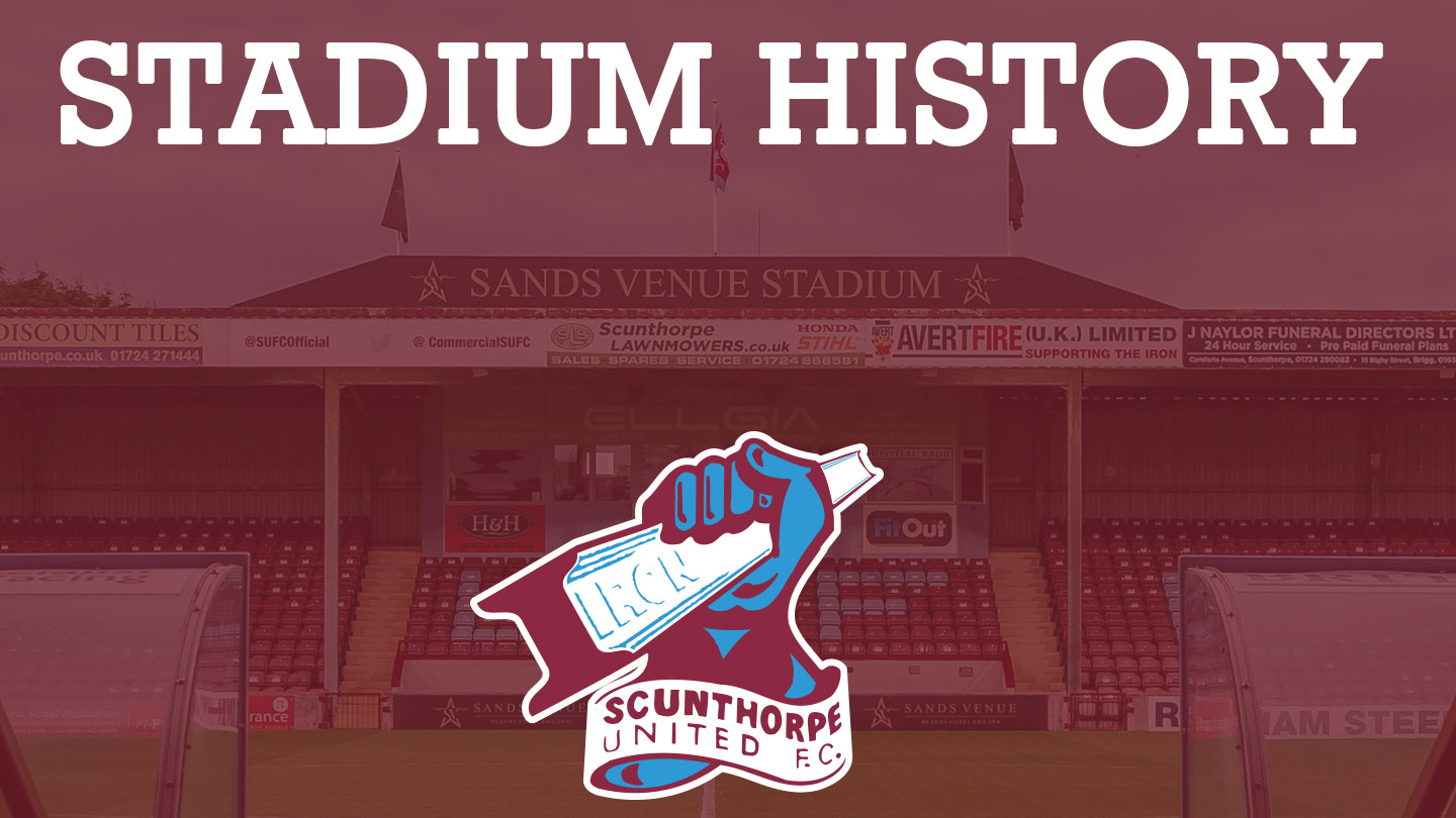 Glanford Park The History Scunthorpe United
