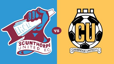 11-02-20: The Iron v Cambridge United
