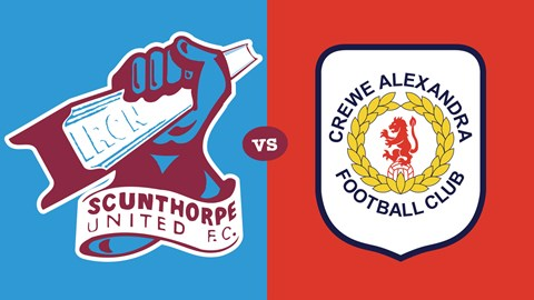 25-01-20: The Iron v Crewe Alexandra