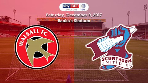 09-12-17: Walsall v The Iron