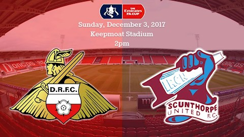 03-12-17: Doncaster Rovers v The Iron