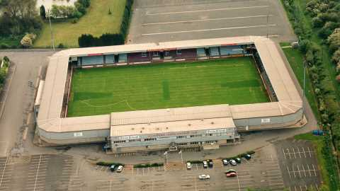 History of Glanford Park