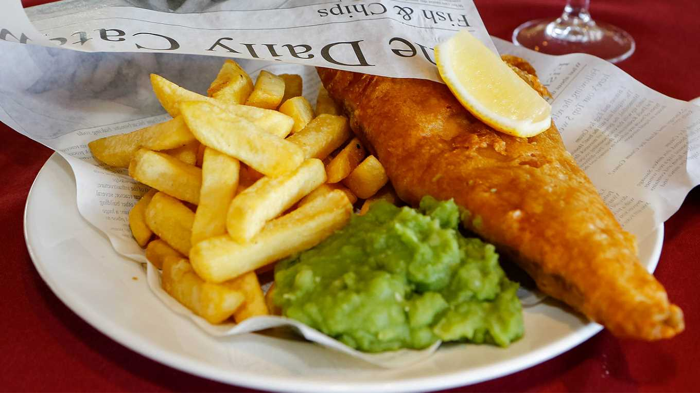 Don 39 t miss fish and chip friday news scunthorpe united for Fish chips