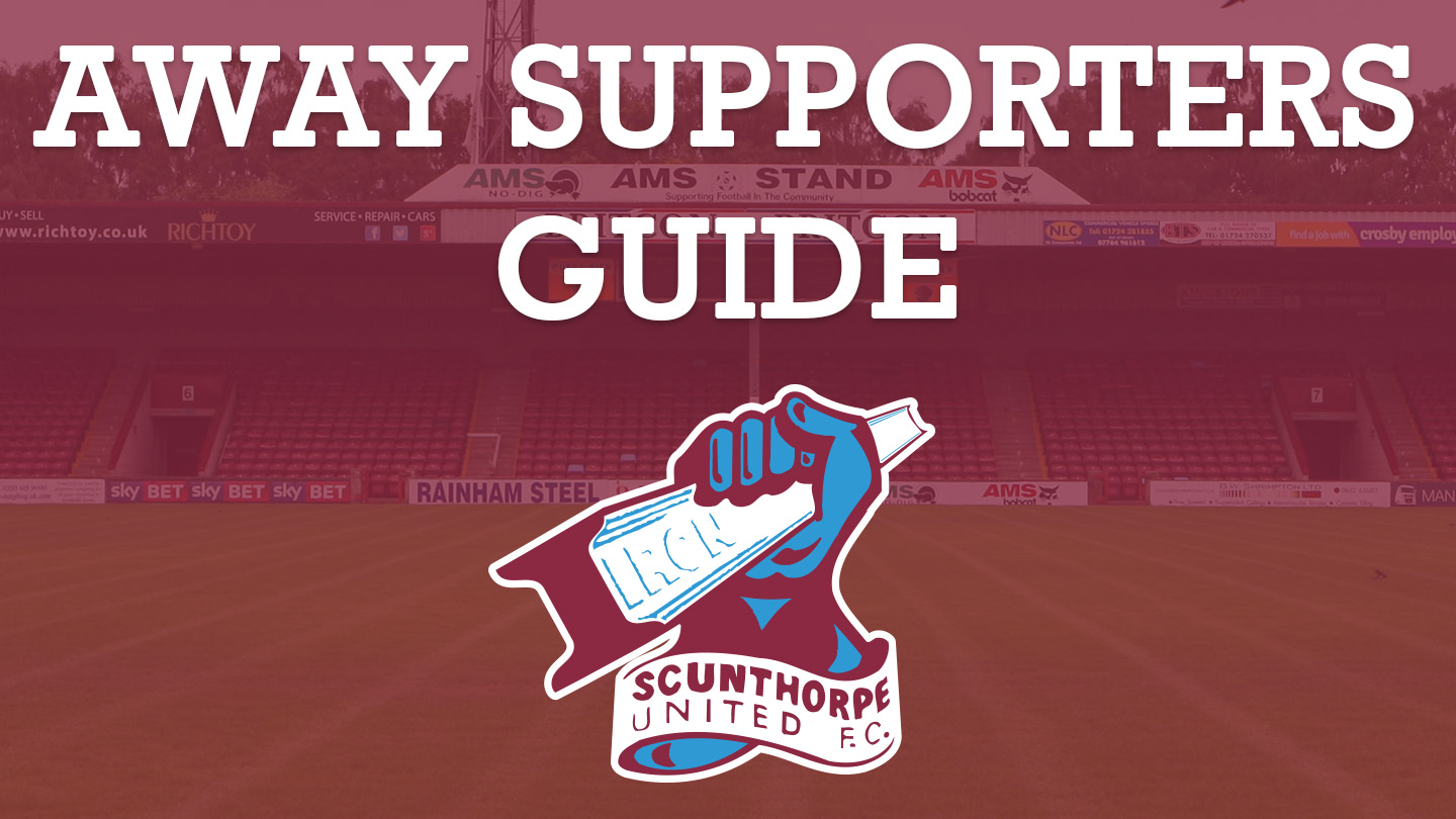 Away Supporters Guide