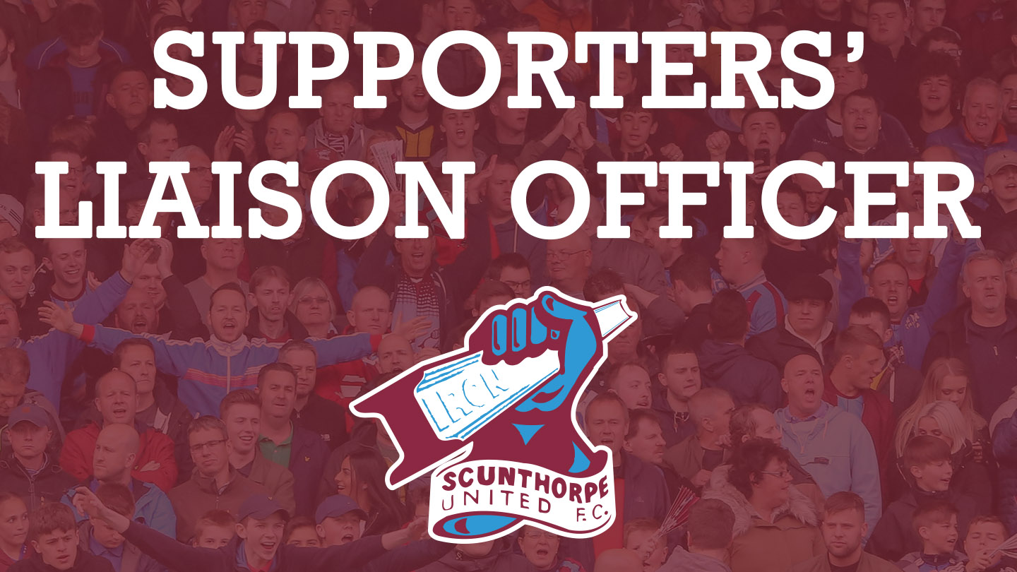 Supporters' Liaison Officer